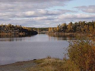 Frame Lake