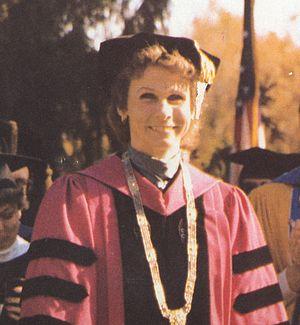 Frances D. Fergusson - Image: Frances D. Fergusson, Vassar College, c. 1986