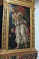 Francesco botticini e antonio rossellino, tabernacolo di s. sebastiano, 1475-80 ca, da collegiata 04.JPG