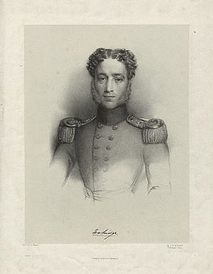 Henry Paget, 2nd Marquess of Anglesey - Image: Francis William Wilkin 00