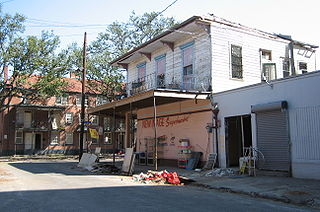Storyville, New Orleans Human settlement in New Orleans, Louisiana, United States of America