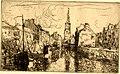 Frank Boggs, Un pont, vers 1906, Musée d'art et d'histoire de la ville de Meudon.jpg