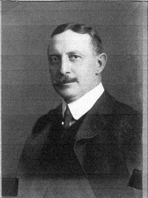 Abitibi Power and Paper Company - Frank Harris Anson, founder of Abitibi