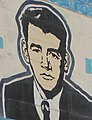Frank Pais murale in Holguin, Cuba (cropped).JPG
