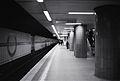 Frankfurt Hauptbahnhof Tiefbahnhof, Bahnsteig.jpg