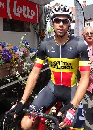 Frasnes-lez-Anvaing - Tour de Wallonie, étape 1, 26 juillet 2014, départ (B113).JPG