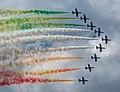 Frecce Tricolori NL Air Force Days (9291484804).jpg
