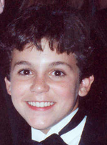 "Fred Savage at the Governor's Ball held immediately after the 1990 Emmy Awards 9/16/90 - Permission granted to copy, publish, broadcast or post but please credit ""photo by Alan Light"" if you can"
