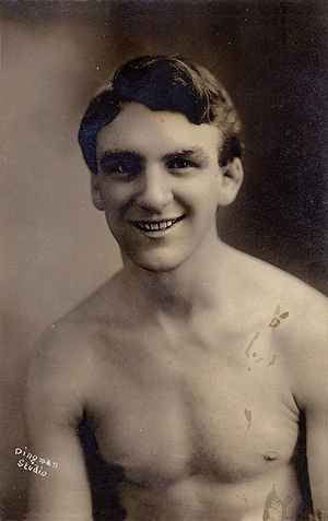 Boxing in Wales - World Lightweight Champion, Freddie Welsh