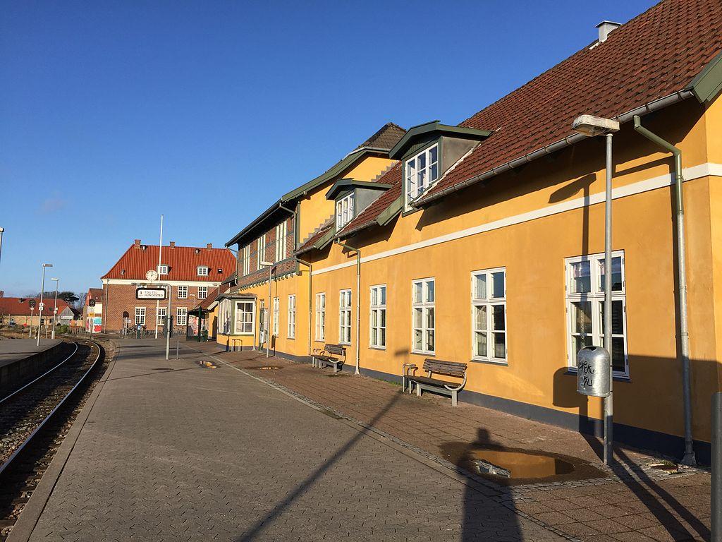 Frederiksværk Togstation 2