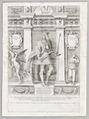 Fredrik III i Fransiscus Tertius Bergomatis, Austriacae gentis imagines, Innsbruck 1569 - Skoklosters slott - 99706.tif