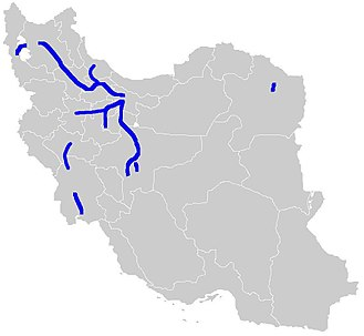 Freeways in Iran - Freeways Today