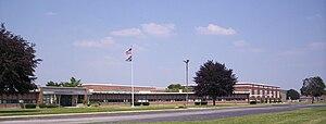 Fremont Ross High School - Image: Fremont Ross High School