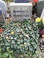 Friedhof der Dorotheenstädt. und Friedrichwerderschen Gemeinden Dorotheenstädt. Friedhof Okt.2016 - 12.jpg