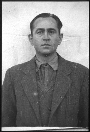 Wilhelm Ruppert - Friedrich Ruppert, 1945