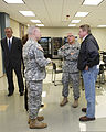 From right, Albert Ashwood, the director of Oklahoma Emergency Management, speaks with U.S. Army Maj. Gen. Myles Deering, the adjutant general of Oklahoma, and Gen. Frank J. Grass, the chief of the National 130528-Z-VF620-3947.jpg