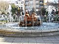 Fuente en Plaza de España de Don Benito.jpg
