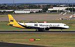 G-ZBAD A321 Monarch BHX 30-08-16 (30505168032).jpg