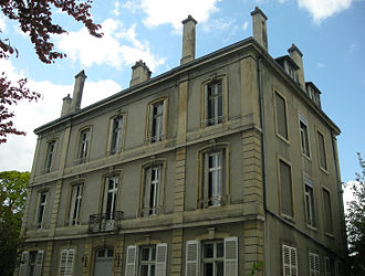 Émile Gallé - Gallé's house in Nancy