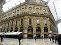 Galleria Vittorio Emanuele II (Milan) McDonald's.jpg