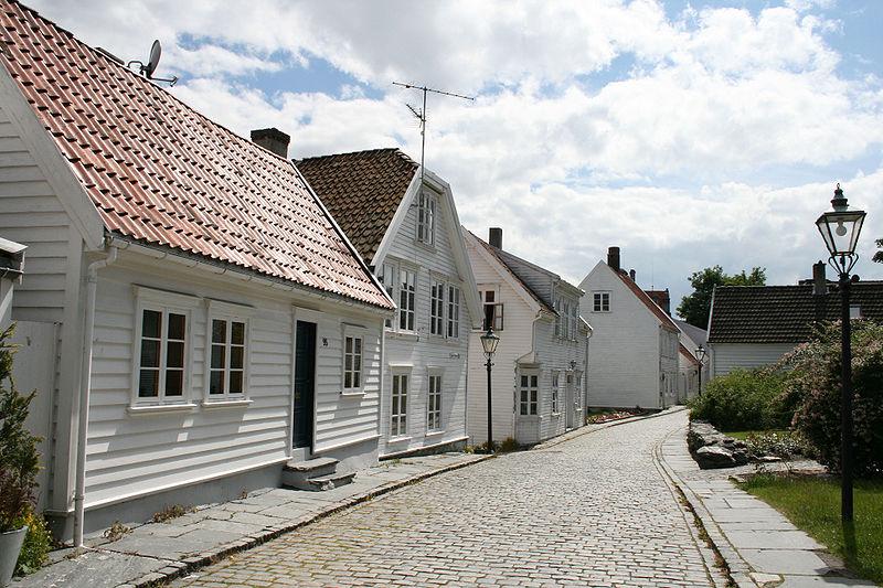مدينة ستافانغر النرويج