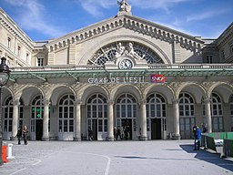 Gare de d'Est Paris 2007 014