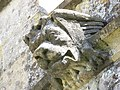 Gargoyle, St Peter's Church, Codford St Peter - geograph.org.uk - 953147.jpg