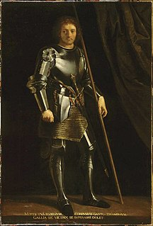 Infante of Navarre and French military commander