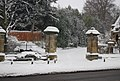 Gate piers, Great Bounds - geograph.org.uk - 2318799.jpg