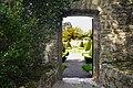 Gateway to the Upper Walled Garden - Aberglasney House - geograph.org.uk - 1483976.jpg