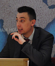 Gavin Shuker MP at Chatham House.jpg