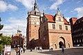 Gdańsk Główne Miasto - Przedbramie Ulicy Długiej (Barbakan).jpg