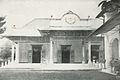 Gedung Kuning of Yogyakarta Kraton, Kota Jogjakarta 200 Tahun, plate before page 33.jpg