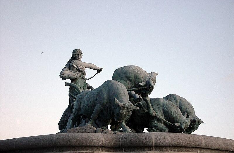 Ficheiro:Gefion fountain by Anders Bundgaard II.jpg