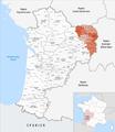 Gemeindeverbände im Département Creuse 2018.png