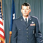 General Bernard A. Schriever of the United States Air Force