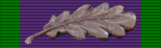 Nick Parker - Image: General Service Medal 1962 BAR MID