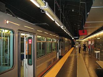 De Ferrari (Genoa Metro) - Image: Genova Metro De Ferrari IMG 1534