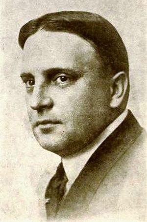 George Kirke Spoor - Spoor in 1919