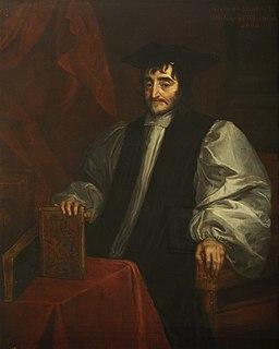 George Morley English Anglican bishop