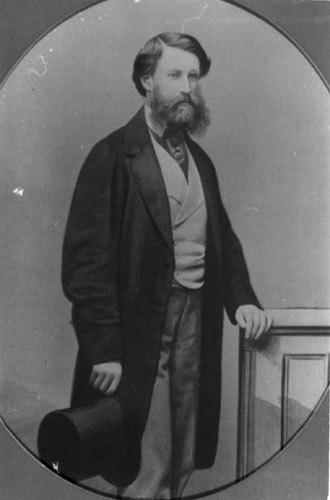 Mayor of Tauranga - George Vesey Stewart, first Mayor of Tauranga