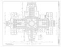 Georgia State Capitol, Capitol Square, Atlanta, Fulton County, GA HABS GA,61-ATLA,3- (sheet 3 of 52).png