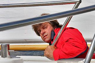 Gerhard Potma Dutch sailor