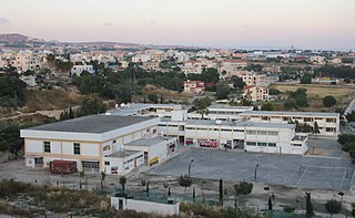 Geroskipou Place in Paphos District, Cyprus
