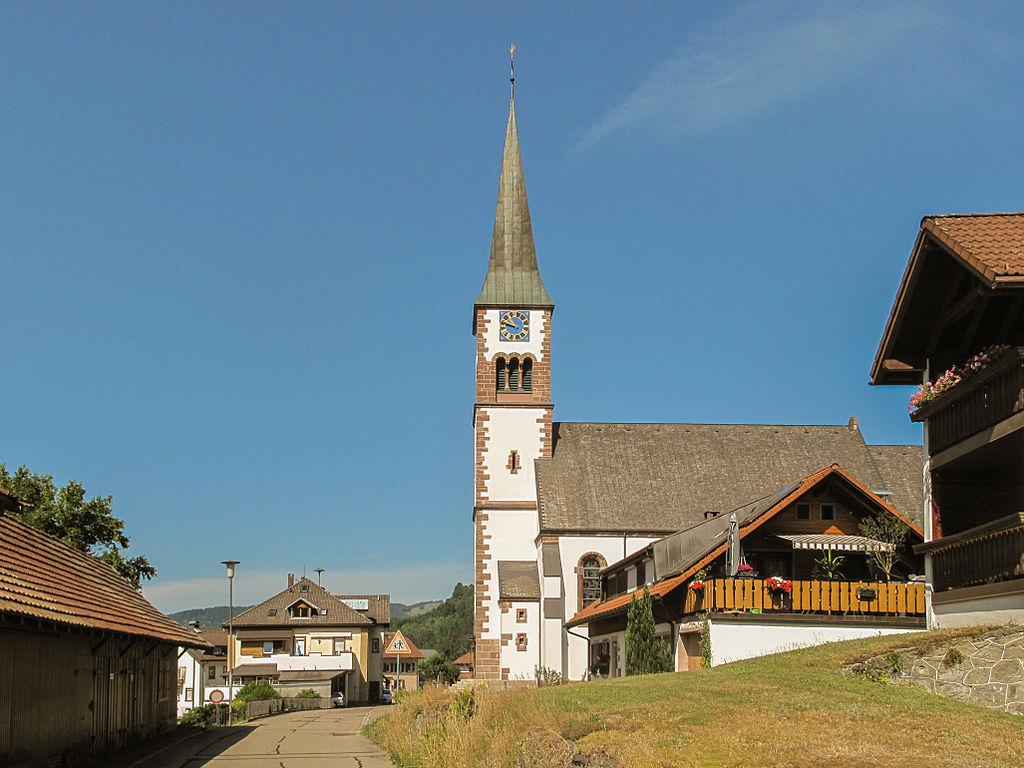 Filegeschwend, Die Sankt Wendelinkirche Foto8 20130726