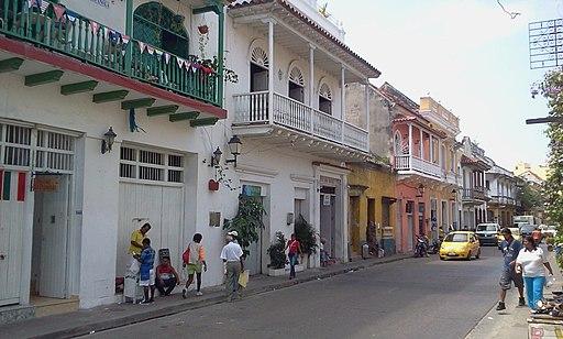 Getsemaní, Stadtteil von Cartagena de Indias where to stay in cartagena