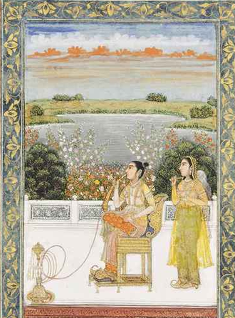 Gulbadan Begum - The imperial princess Gulbadan Begum