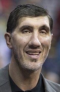 Gheorghe Mureșan Romanian basketball player