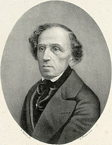 Portrait of Giacomo Meyerbeer, composer (1791–1846), before 1885. (Source: Wikimedia)