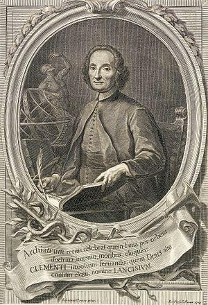 Giovanni Maria Lancisi - Giovanni Maria Lancisi